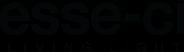 Esse-ci Logo in black