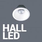 Hall LED